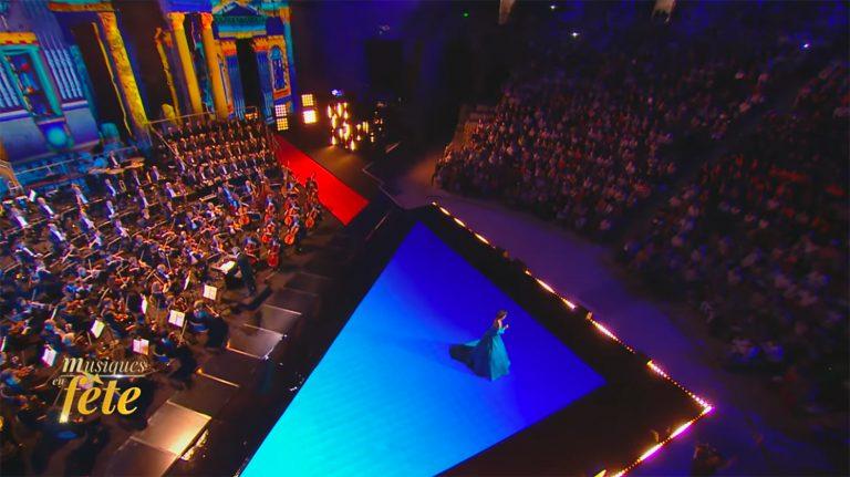 Musiques en fête au Théâtre Antique d'Orange – juin 2018