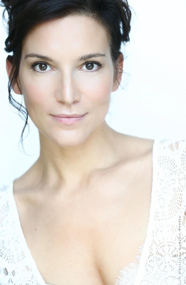 Fabienne Conrad Portrait Backstage 2018 Christine Ledroit-Perrin